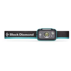 Black Diamond Spot 325 Hoofdlamp, zwart/turquoise